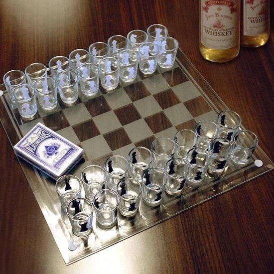 Drankspel Schaken/Fun Chess