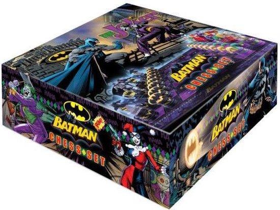 FANS Batman Chess Set (Batman Vs Joker)