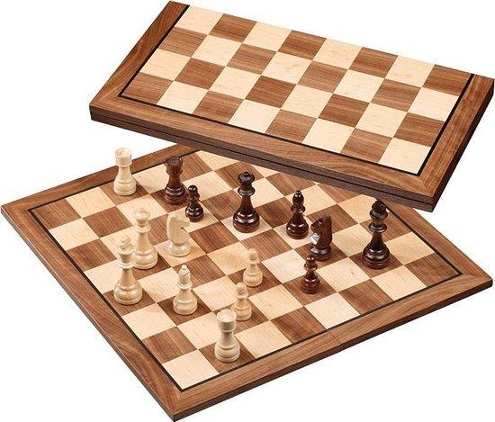Philos opvouwbare schaakset 50mm veld