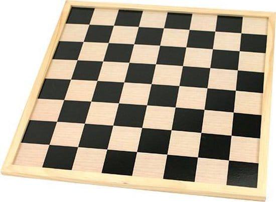 Schaakbord/Dambord 40X40Cm