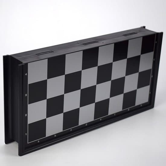 Schaakspel Schaakbord met Schaakstukken Magnetisch - voor Volwassenen en Kinderen - 25 CM
