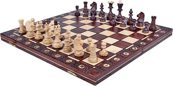 Senator schaakspel maat 3