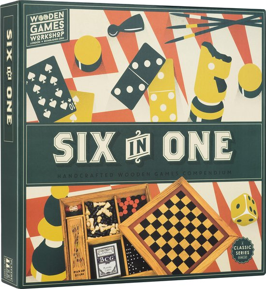 Six in One - Bordspel