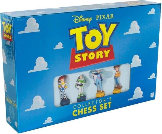 Toy Story Schaak Collector's Set