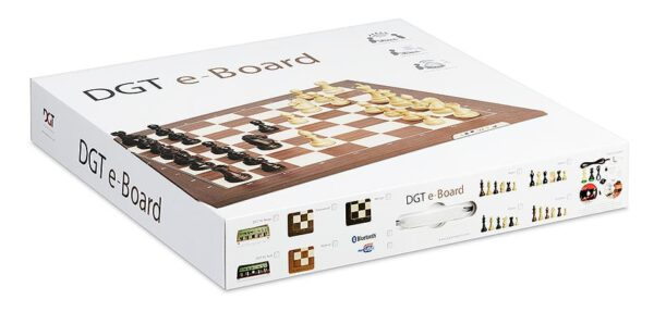 DGT e-Board Giftbox for USB and Bluetooth boards