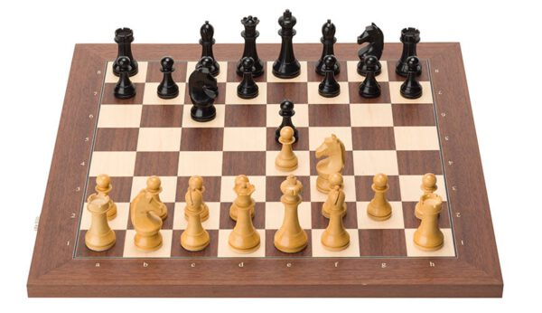 DGT e-Board Rosewood Official FIDE Set