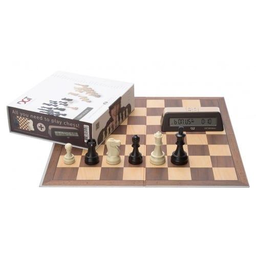 DGT Starter Box bruin schaken