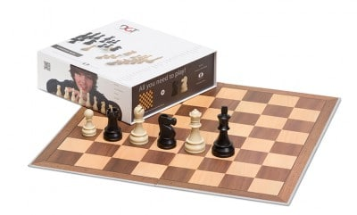 DGT Starter Box grijs schaken